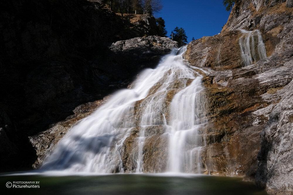 Jachenau-Wasserfall