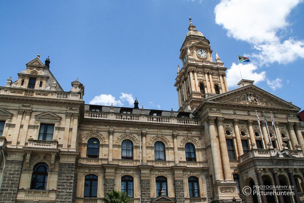 Gebäude in Kapstadt