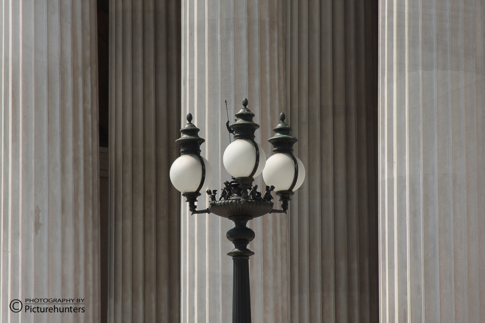 Säulen in Wien