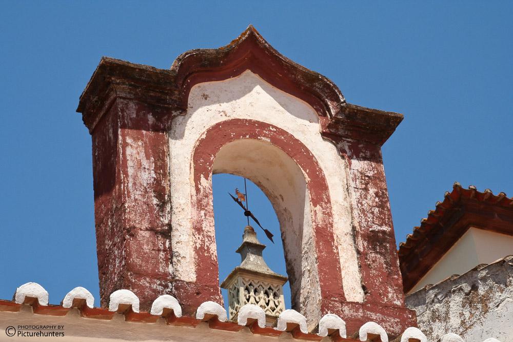 Detail an einem Gebäude