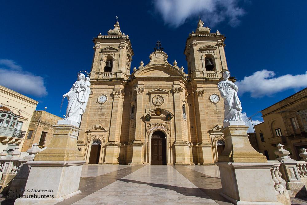 Kirche auf Gozo
