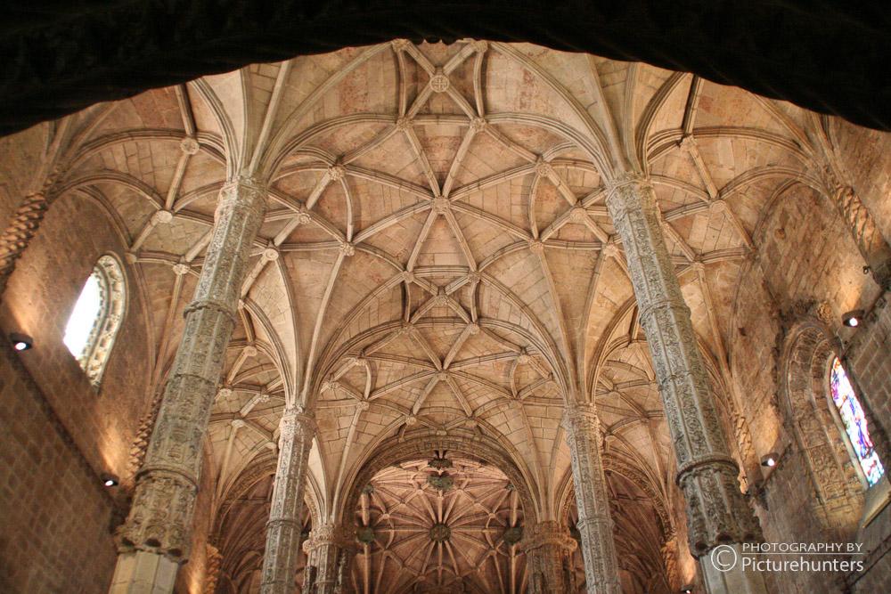 Im Inneren des Jeronimo Klosters | Lissabon
