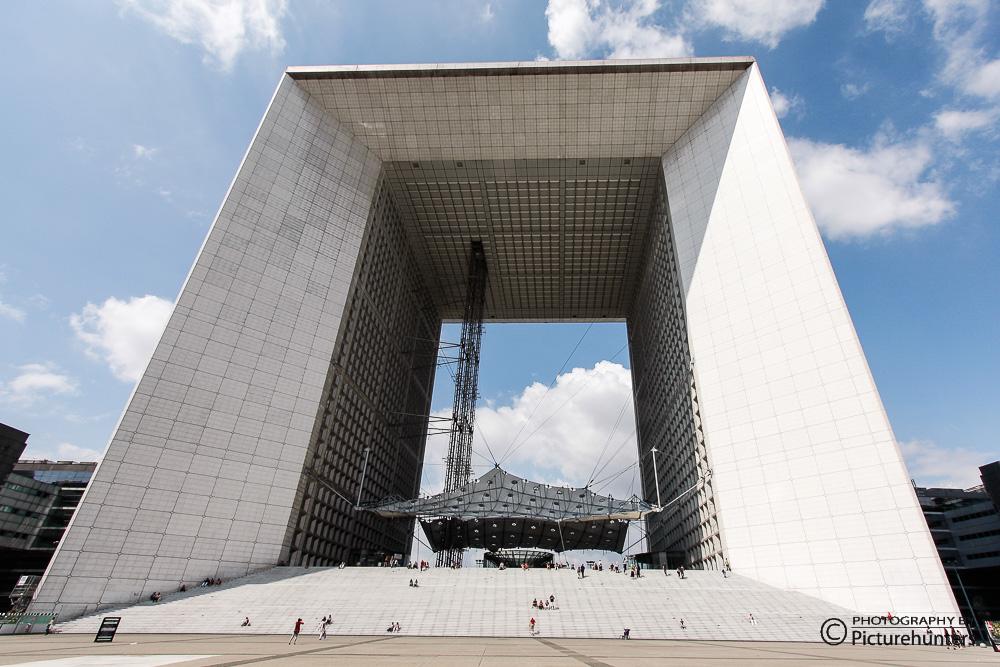 Neuer Triumphbogen | Paris