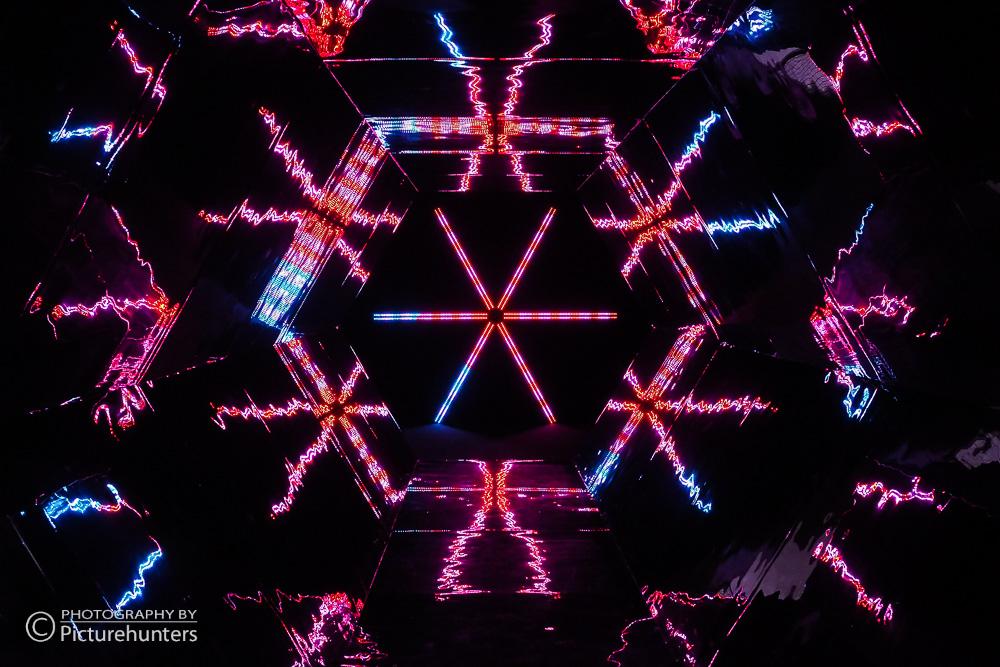 Buntes Kaleidoskop