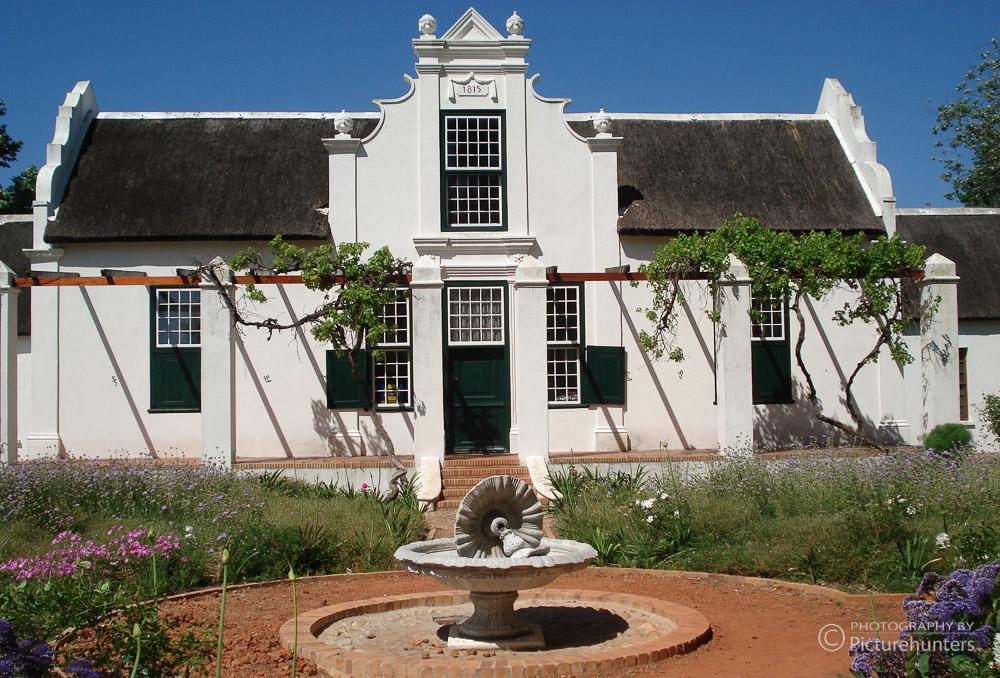 Weingut, Stellenbosch