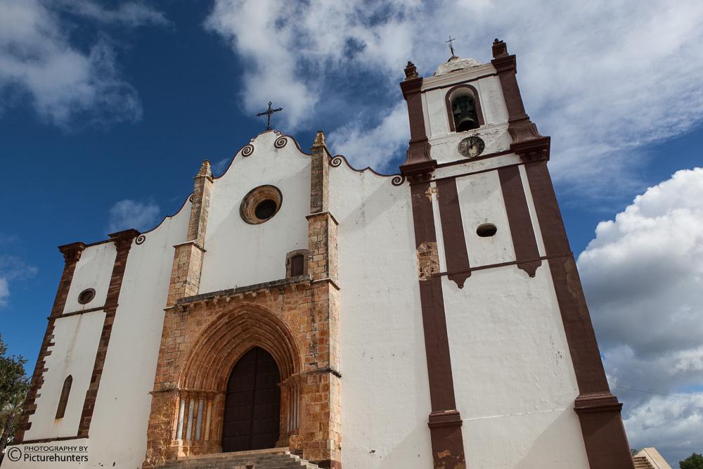Kirche in Silves