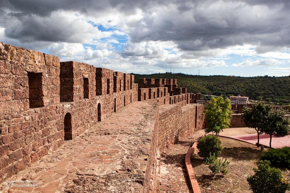 Burgmauern | Silves