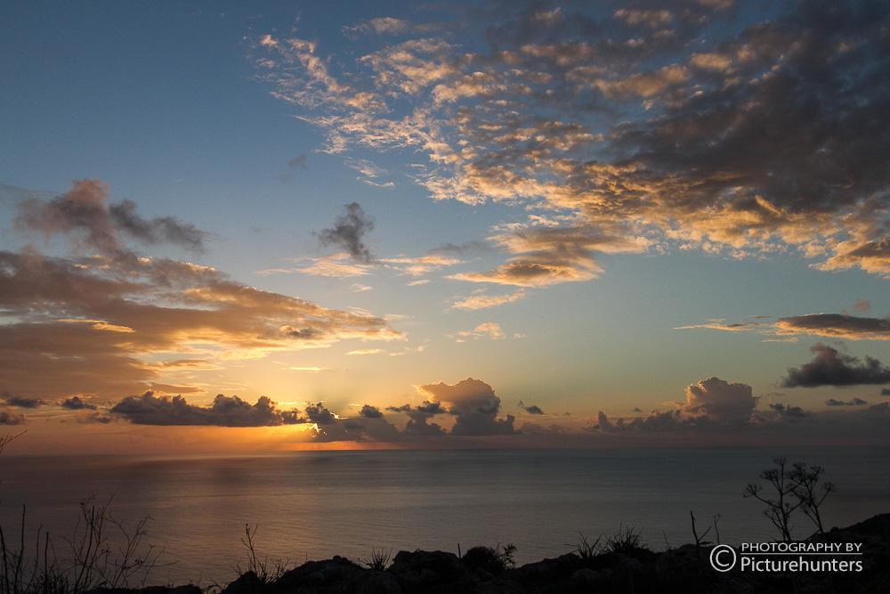 Wolkenstimmung auf Malta