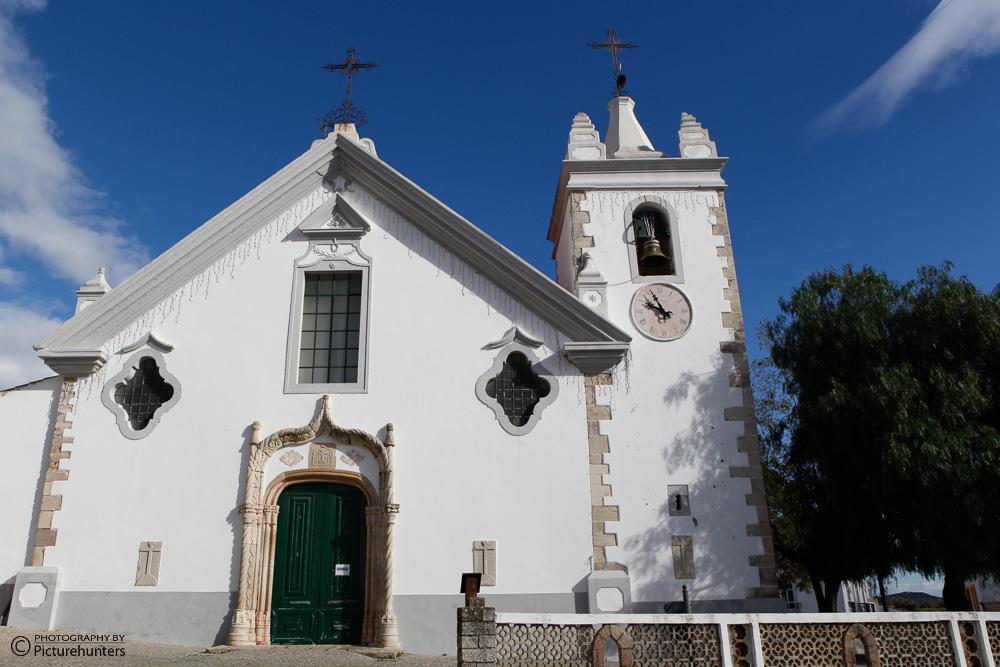 Kirche in Alte