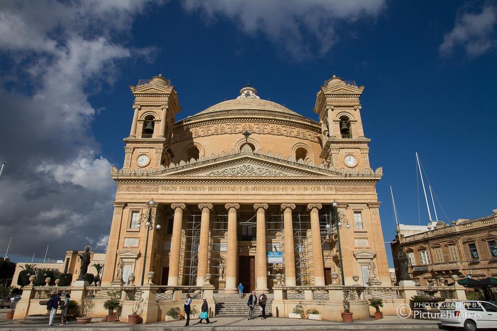 Dom von Mosta   Malta