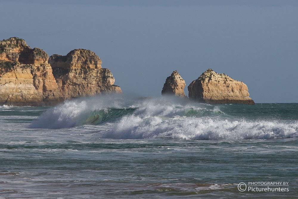 Küstenansicht   Algarve