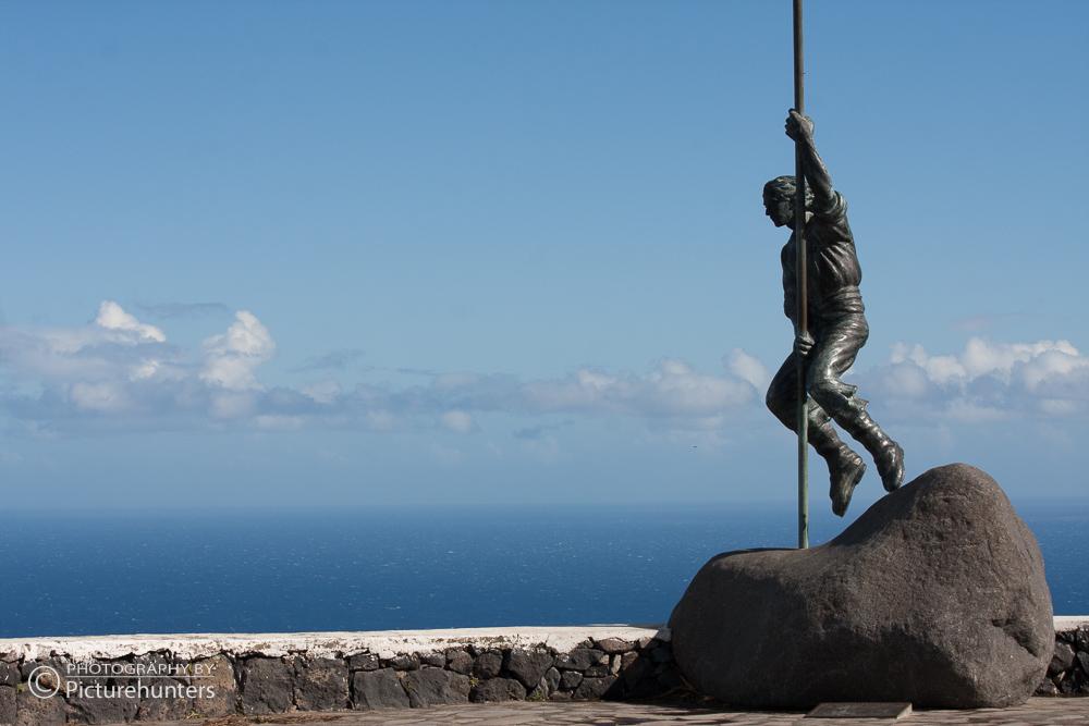Fortbewegung auf La Palma