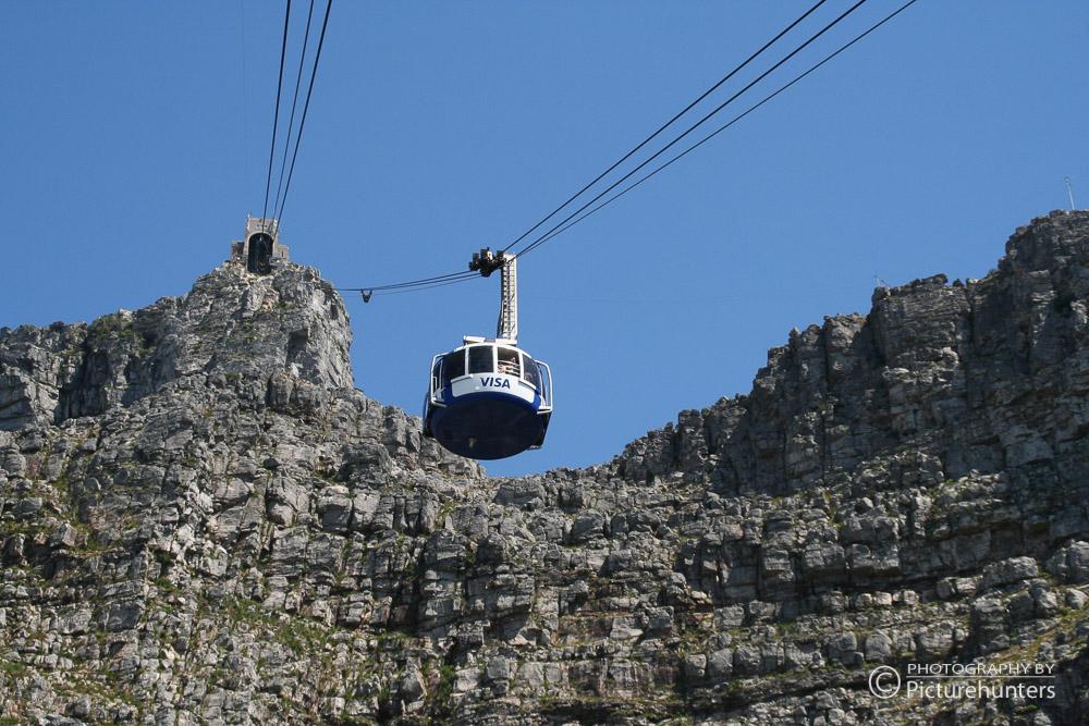 Bahn auf den Tafelberg