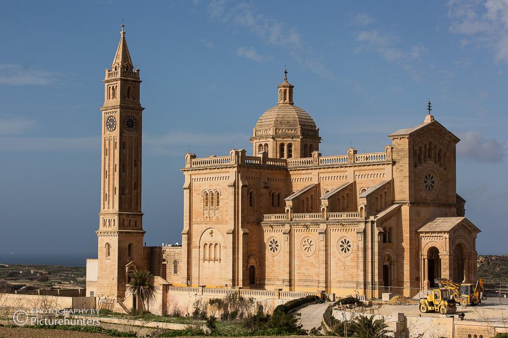 Kirche Ta Pinu auf Gozo