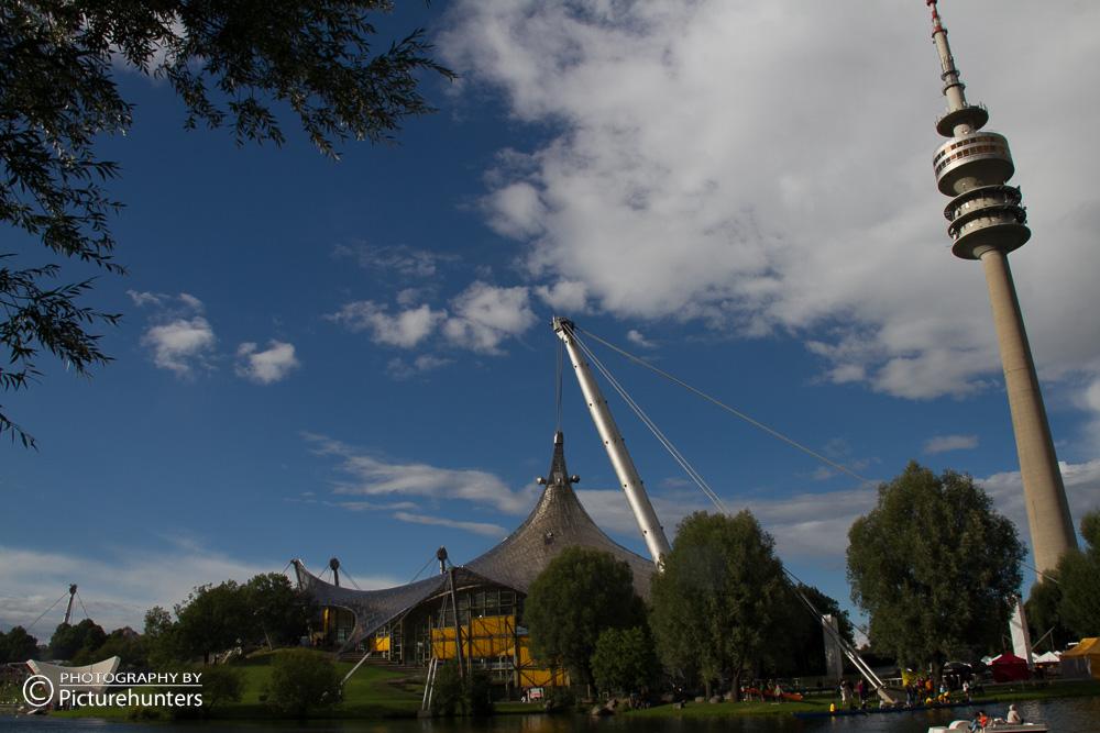 Olympiaparkgelände   München