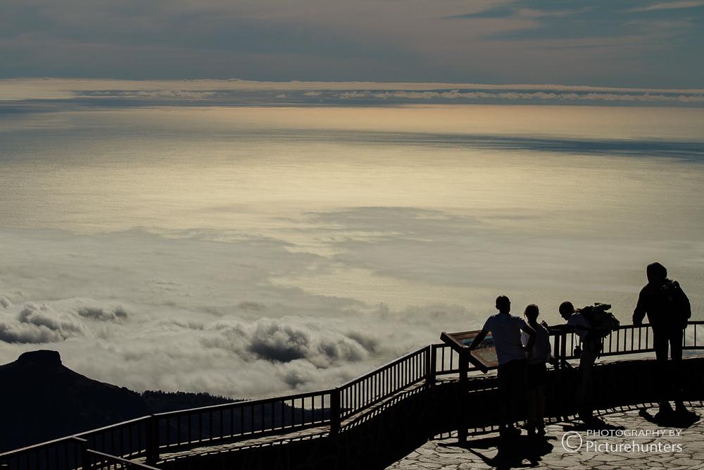 Ausblick vom Teide