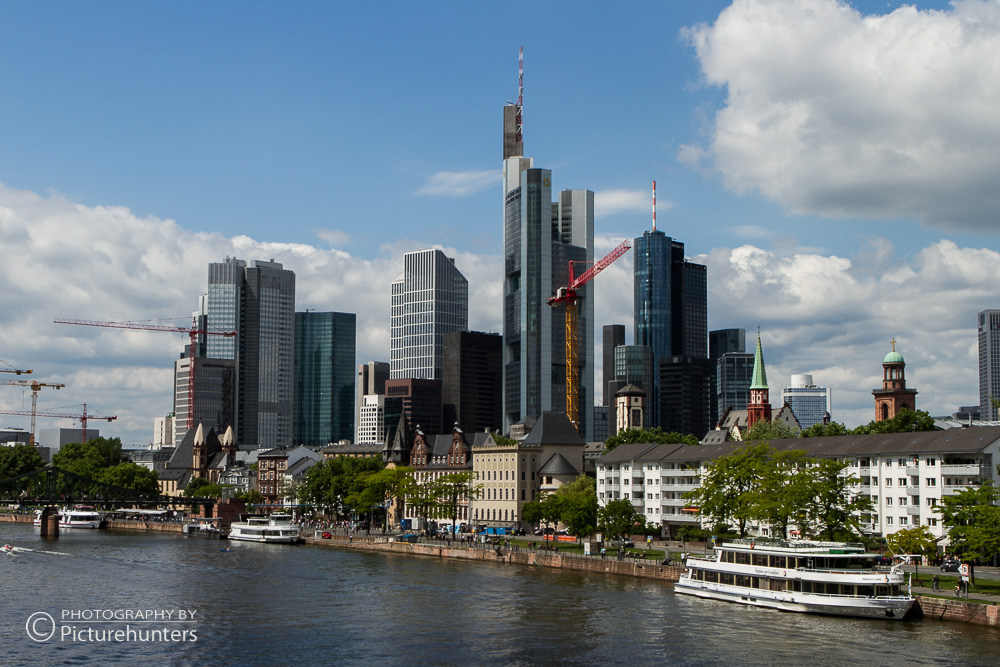 Skyline Frankfurt a. Main