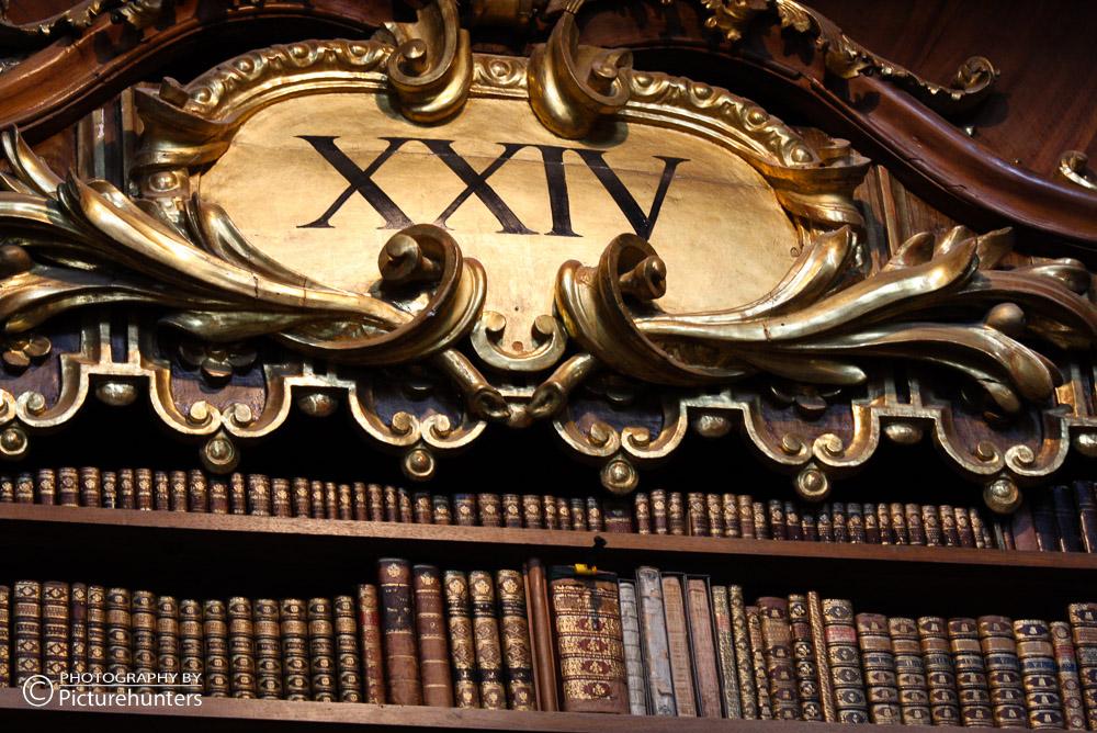 In der Nationalbibliothek
