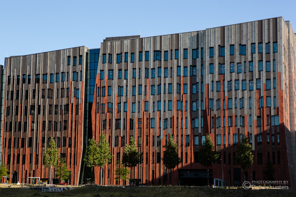 Modernes Bauwerk | Hamburg