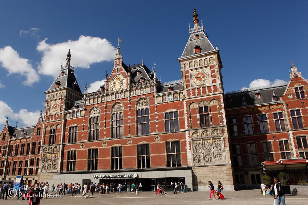 Hauptbahnhof | Amsterdam