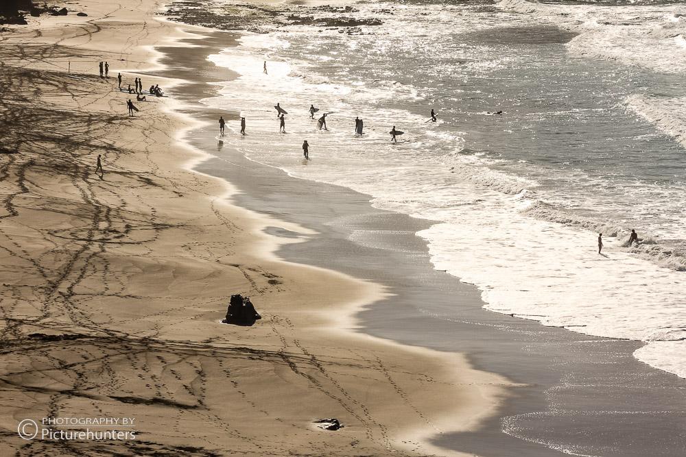 Wellen und Wassersport