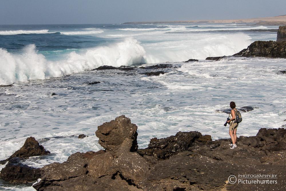 Fuerteventura-Wellen