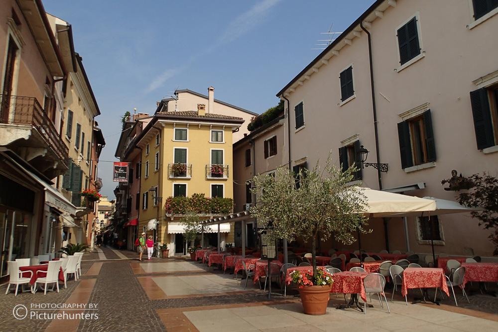 Innenstadt von Bardolino