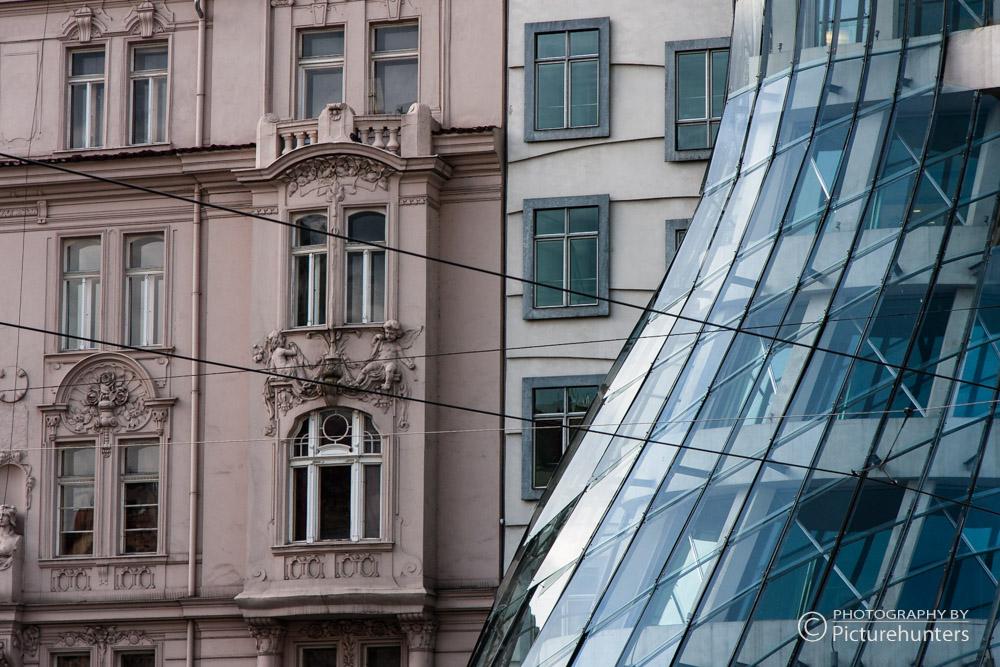 Moderne Baukunst