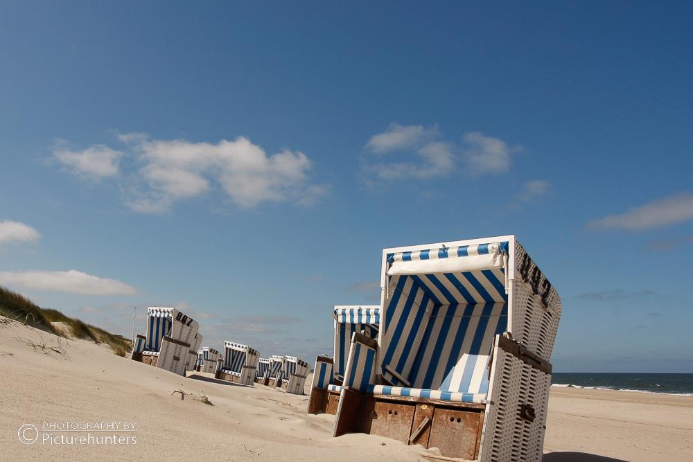 Sylter Strandkörbe
