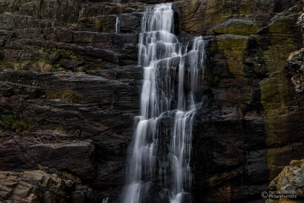 Wasserfall am Ottertrail