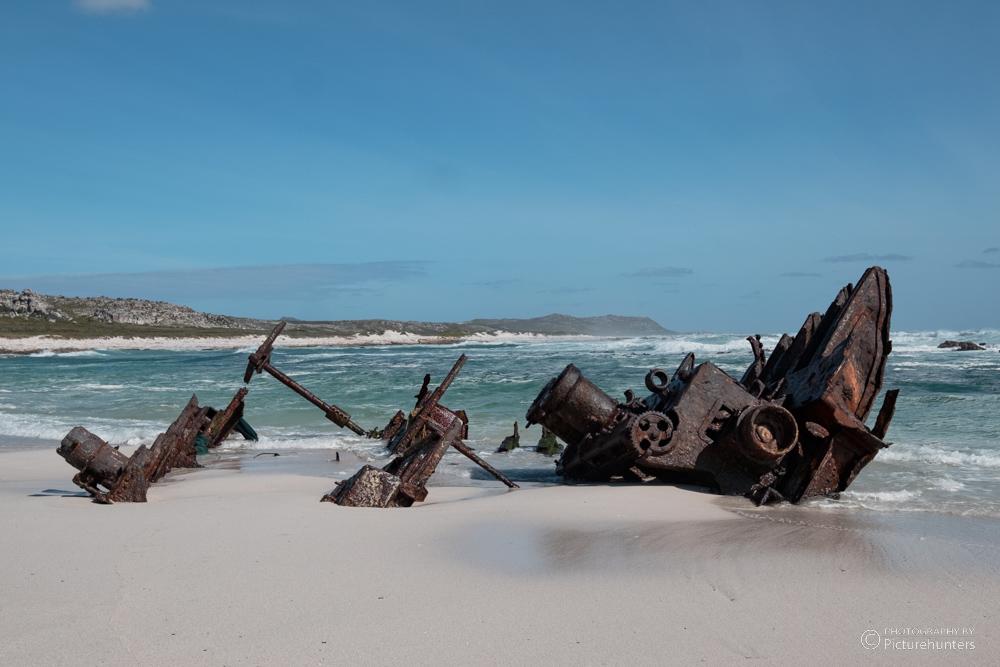 Wrack der Nolloth | Olifantsbos-Beach