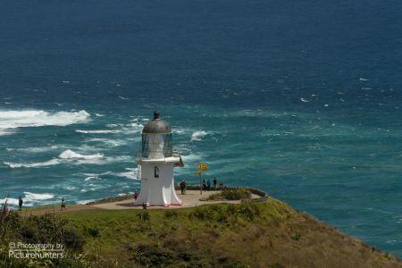 Leuchtturm an Cape Reinga