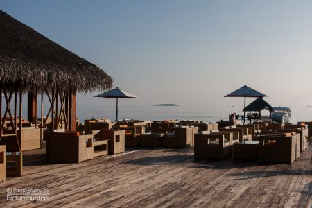 Lounge-Area vom Hotel
