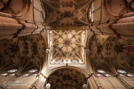 Deckenverzierung im Trierer Dom