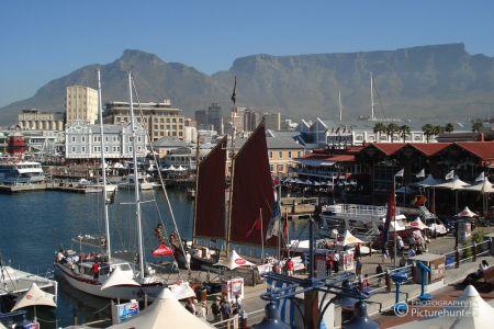 Am Hafen von Capetown