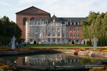 Schloss in Trier