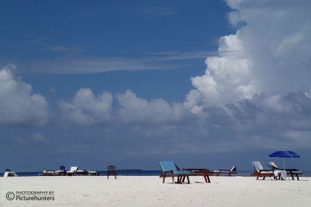 Weißer Traumstrand | Malediven