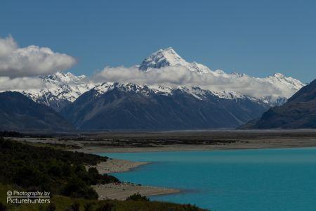 Mount Cook | Neuseeland