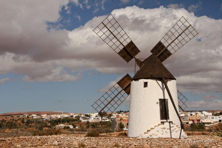 Windmühle | Tiscamanita