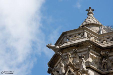 Notre Dame - Turmdetail