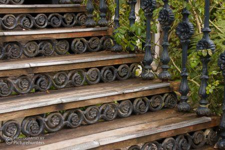 Treppen in Irland