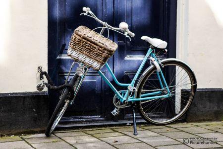 Blaues Rad | Amsterdam