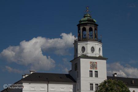 Kirchturm in Salzburg