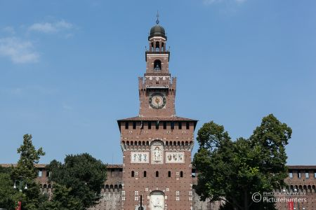 Turm in Mailand