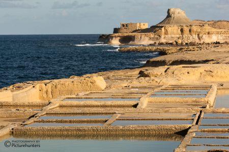 Salzgewinnung auf Gozo