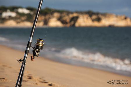 Arbeitsgerät der Fischer