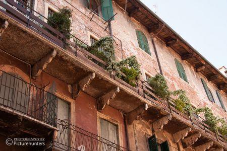 Balkons in Verona