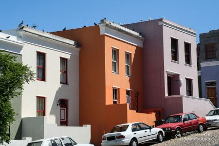Stadtteil Bo-Kaap