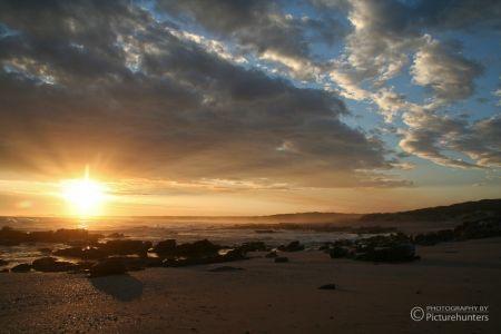 Sonnenuntergang am Cape Recife | Südafrika
