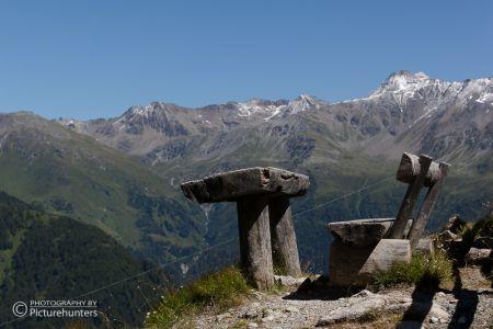 Bergblick in den Alpen | Kärnten